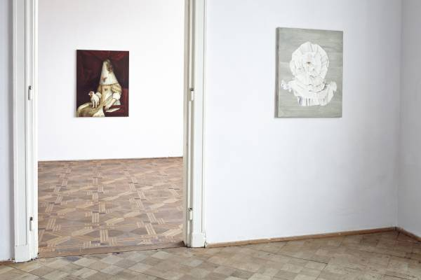 Curls, exhibition view, lokal_30 Gallery, Warsaw, 2013