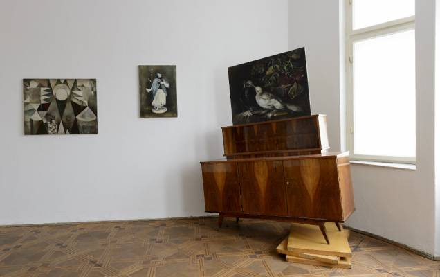 Gauguin Syndrome, exhibition view, lokal_30 Gallery, Warsaw, Poland